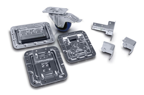 piezas flight cases