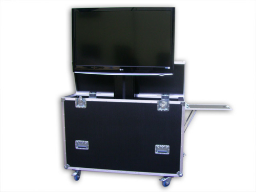 flight case plasmas